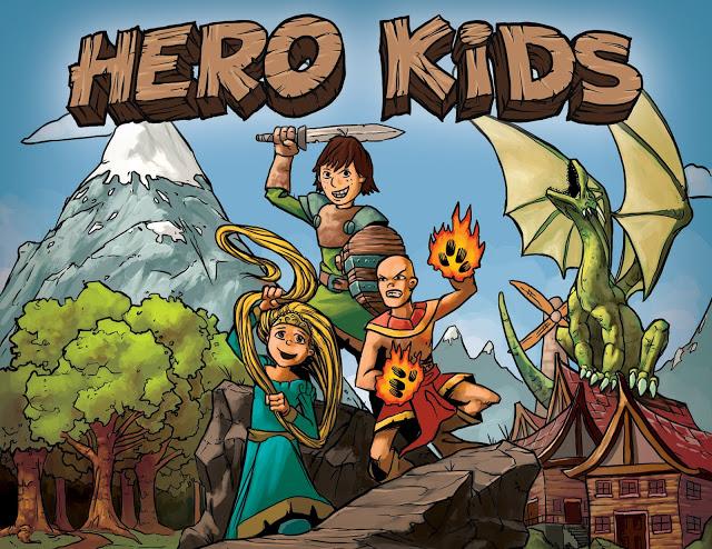 RPGs for Kids #1: Hero Kids